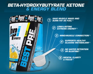 BPI Best Pre Workout Effects