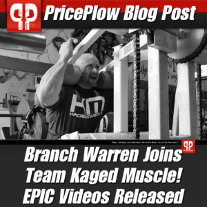 Branch Warren Kaged Muscle