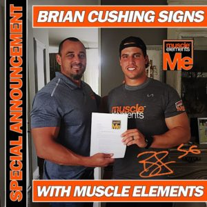 Brian Cushing Muscle Elements