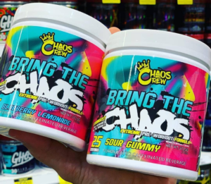 Bring the Chaos Flavors