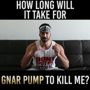 BroSupps Gnar Pump Kill