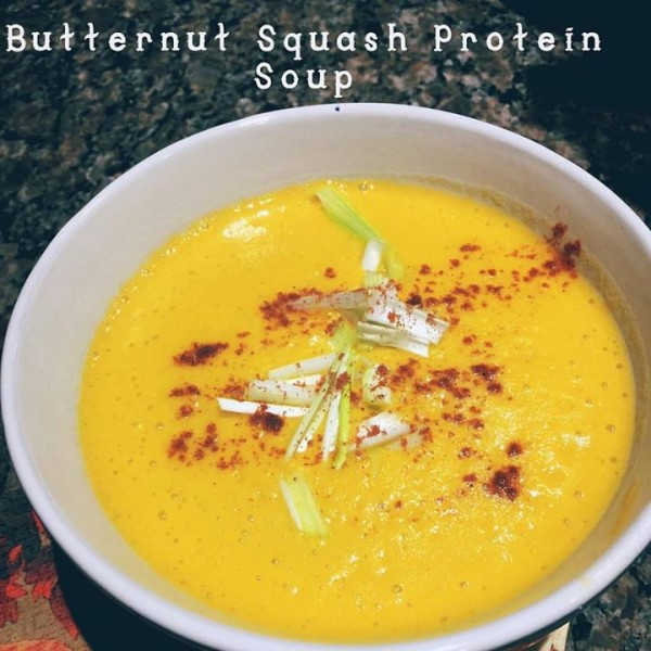 Mrs. Cannon's Quattro Butternut Squash Protein Soup