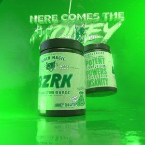 BZRK Money Mojito