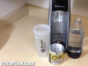 Cellucor C4 SodaStream