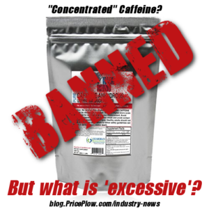 Caffeine Powder Banned