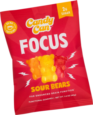 CandyCan Focus Gummies