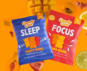 CandyCan Sleep Focus