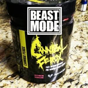 Cannibal Ferox Beast Mode