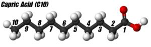 Capric Acid