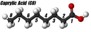Caprylic Acid (C8)