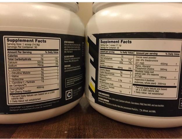 Carbon Layne Norton Supplements