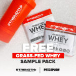 Free Sample of Grass-Fed Whey from Catalyst by Strength.com