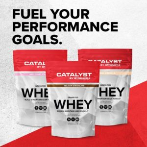 Catalyst Grass Fed Whey Strength