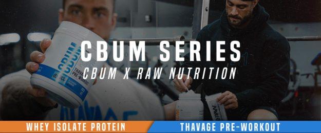 CBUM Raw Series