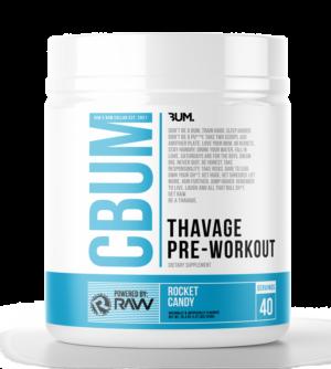 CBUM Thavage Pre Workout