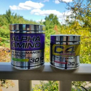 Cellucor Alpha Amino C4 Stack