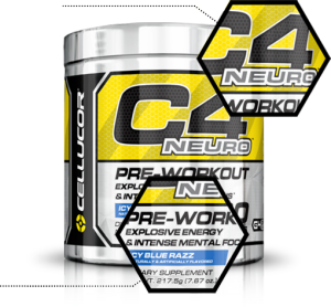 C4 Neuro will come in at least 2 flavors, we're also hoping the deceptively delicious Cherry Limeade from the new CN3 also makes an appearance in the line up!