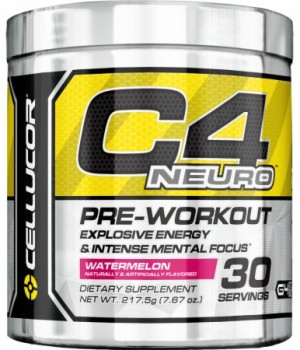 C4 Neuro is the latest incarnation of Cellucor's pre workout that packs a lot of the things you love about the standard product plus the inclusion of a potent nootropic blend to give tunnel-vision focus.
