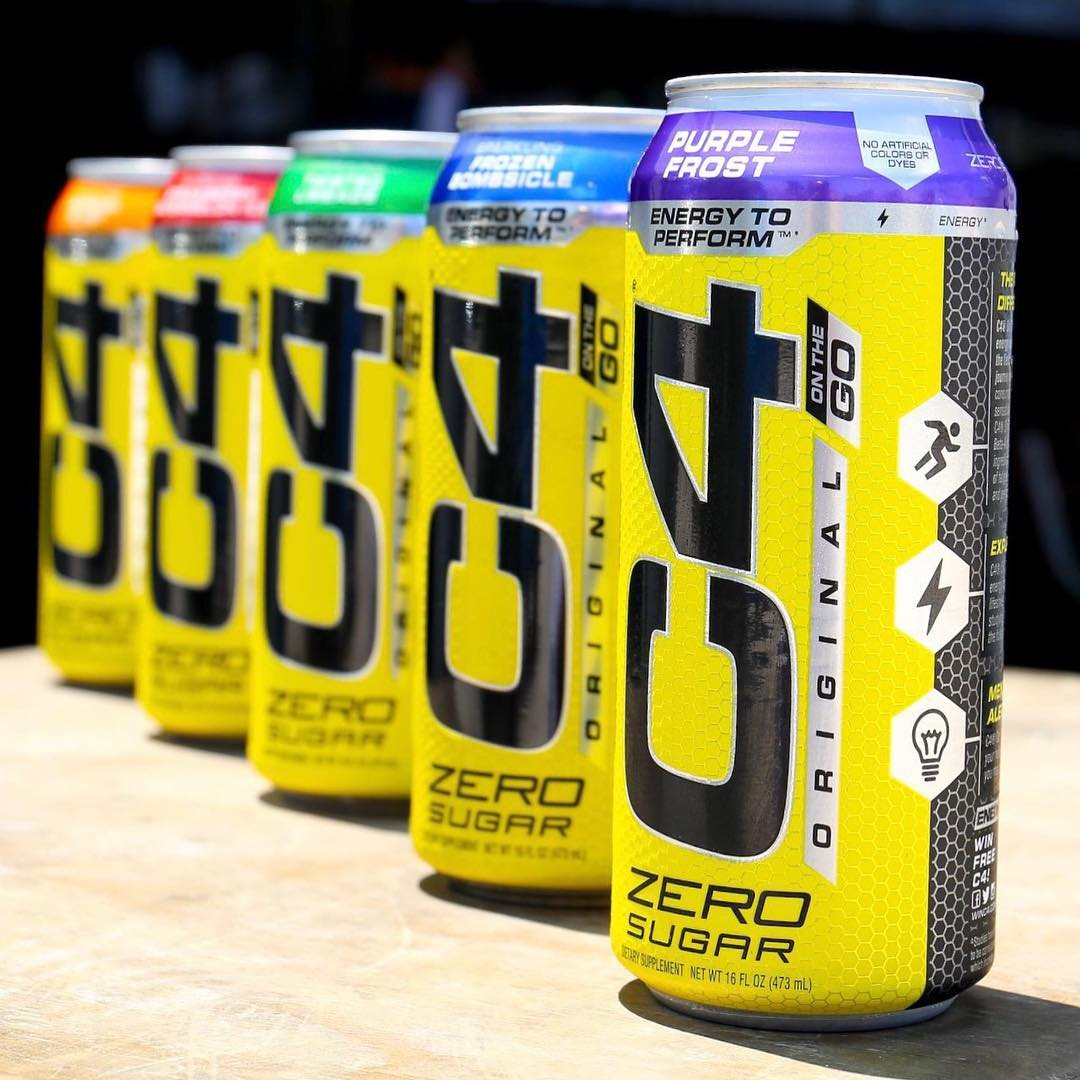 C4 On The Go >> Cellucor Cans The Color In C4 On The Go Carbonated S 4th