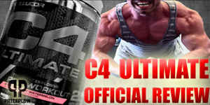 Cellucor C4 Ultimate Review