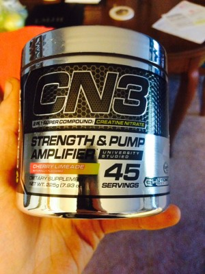 Cellucor CN3 Cherry Limeade