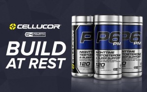 Cellucor P6 PM Banner