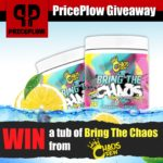 Chaos Crew Bring the Chaos Giveaway Contest