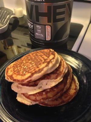 Chef Bob's Cinnamon Swirl Pancakes