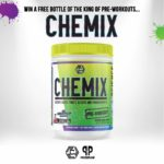 Chemix Pre Workout Giveaway PricePlow
