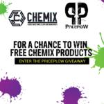 Chemix PricePlow 5k Giveaway