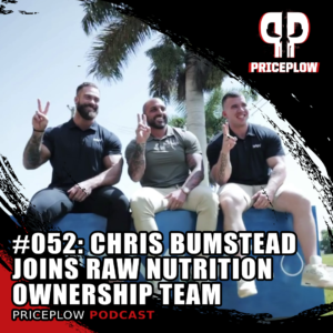 Chris Bumstead Raw Nutrition Ownership