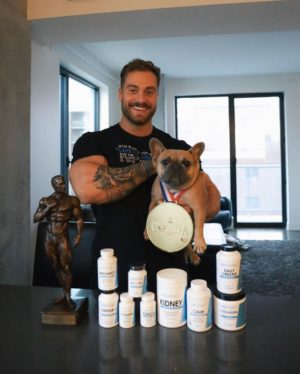 Chris Bumstead Supplement Stack
