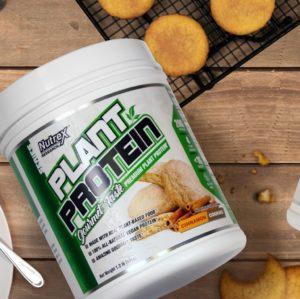 Cinnamon Cookies Nutrex Plant Protein