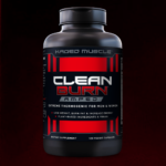 Clean Burn Amped Graphic