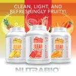 Clear Whey Protein NutraBio