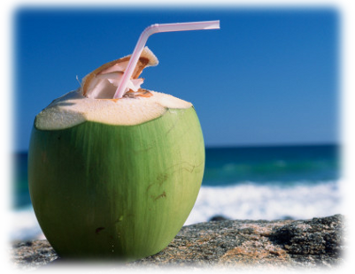 Coconut Water Electrolytes