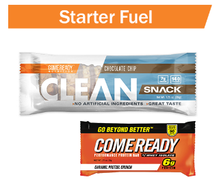 Ready Box Starter Fuel Package