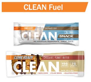 Come Ready Clean Fuel Box