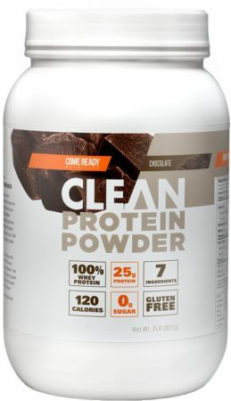 Come Ready Clean Protein Powder