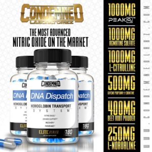 Condemned Labz DNA Dispatch Nitric Oxide