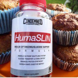 Condemned Labs HumaSlin Cupcakes