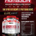 Condemned Labs HumaSlin Sales Sheet