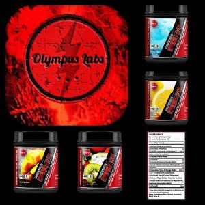 Olympus Labs Conqu3r Unleashed Flavors