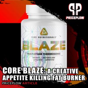 Core Nutritionals Blaze
