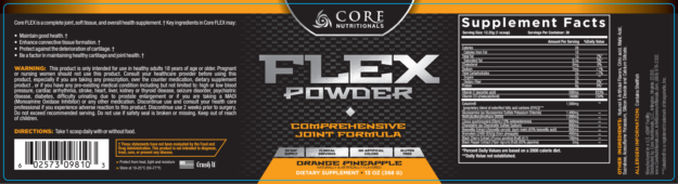core-flex-label
