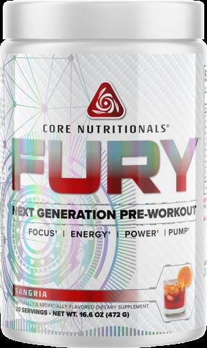 Core Fury Sangria