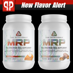 Core MRP Seasonal Flavors