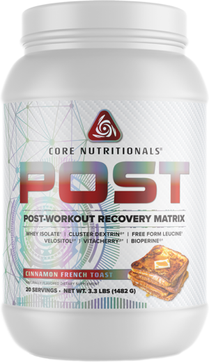 Core Nutritionals Post Cinnamon French Toast