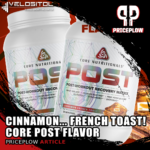 Core Nutritionals Cinnamon French Toast