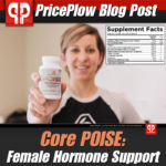CORE Poise PricePlow